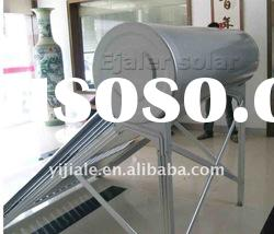 100L to 360L compact non-pressurized solar water heater system