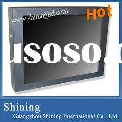 10 inch LCD touch screen monitor digital signage monitor