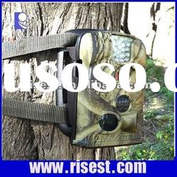 12MP Digital Camera with IR Night Vision for Animal Hunting and Monitoring