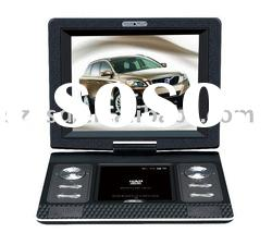 12.1 Inch Portable DVD Palyer With USB and Card Reader