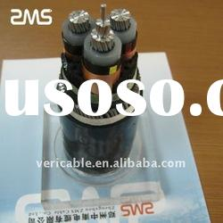 12/20kV aluminum conductor steel wire armored power cable with XLPE insulation