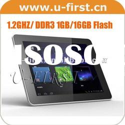 1.2GHZ 9.7 inch tablet pc android 4.0 Dual camera