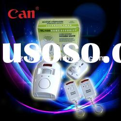 2011!!!!Remote Control Wireless PIR Alarm SC-60C