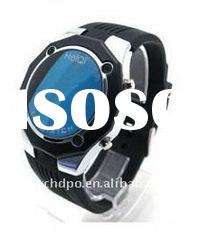 2011 best promotion gift LED watch with silicone strap
