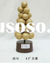 2012 Christmas ball tree decoration. Christmas ornament items