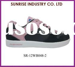 2012 NEW ARRIVAL fashion skate shoes for women
