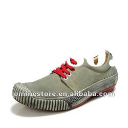 2012 Omine New Arrival Hot Sale Canvas Men Casual Shoes