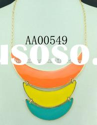 2012 chunky hiphop necklace fashion jewellery