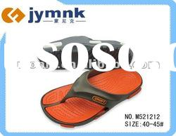 2012 new fashion eva slipper for men