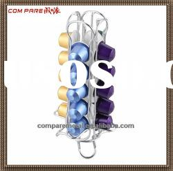 20 pieces Nespresso capsule holder/ coffee capsule holder /coffee capsule stand/coffee capsule rack