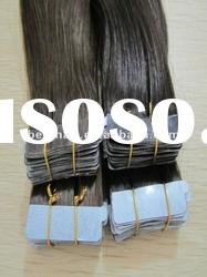 30 INCH REMY TAPE hair extensions, new arrival double taped hair