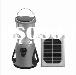 36PCS super bright white LED solar lantern with CE & ROHS certificate