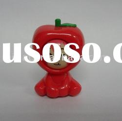 3D plastic figure toy