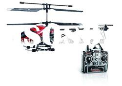 3.5ch remote control helicopter with gyro&camera