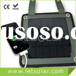 3 watts MP3/MP4/Mobile phone devices solar charger