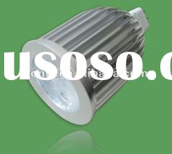4*2w 5000k day white MR16 base LED spot lamp