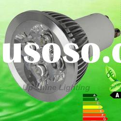 4w led spot light high power dimmable GU10