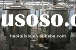 500L draft beer brewing equipment used in hotel, family and restaurant drinking