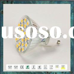5050 smd gu10 dimmable led bulb
