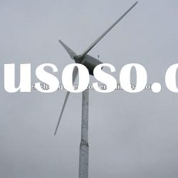 50KW Wind turbine generator system mill power