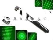 50mw Green Laser Pointer With 5 Star Cap