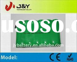 AA 2400mah 7.2V -NIMH rechargeable battery pack