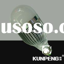 AC85--265V High Power E27 LED Bulb 9W