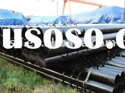ASTM A106 Seamless Steel Gas Pipe