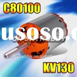 ATN series C80100/08 Outrunner Brushless electric motors for RC toys