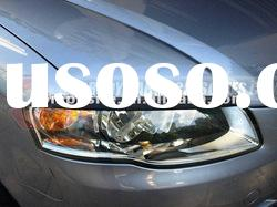 AUDI 05-08 A4 RS4 B7 HEADLIGHT EYEBROWS EYELID EYELIDS (Brand new, no MOQ, In stock, Free shipping)