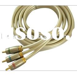 AV cable ,rca cable ,audio and video cable