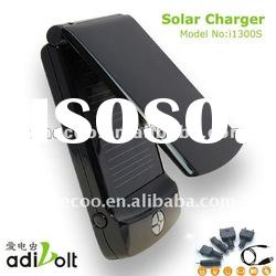 Adivolt Portable Power Bank Foldable Mobile Phone Solar Power Charger