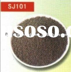 Agglomerated welding flux SJ101