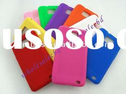 Anti-Static and Eco-Friendly silicone mobile phone cases for Samsung galaxy s2 i9100