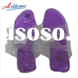 Artborne Pruple Heat Pad for Foot Massager(Manufacturer with CE&FDA&MSDS)