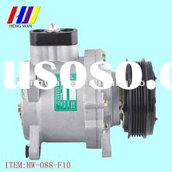 Auto air conditioner compressor 12V for BYD F3 5PK