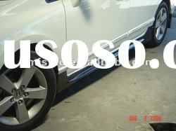 Auto parts side skirts for HONDA CIVIC