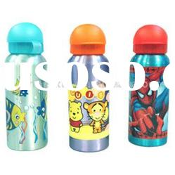 Back to school Aluminum kids Bottle