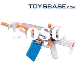 Battery operated plastic new cool water gun toy