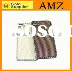 Beautiful Diamond Edge Electroplating case for iphone 4
