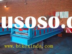 Botou Kexinda Steel Wall Board Cold Roll Forming Machine Roll Former plate bending machine