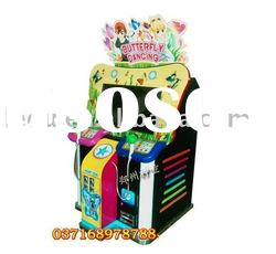 Butterfly video arcade game machines