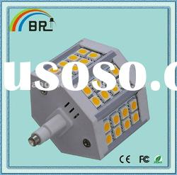 CE&RoHS LED super white R7S lamp high brightness environment protection friendly made in China