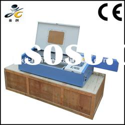 CO2 Small Laser Engraving Cutting Machine For Wood JC-5030 60W