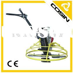 COSIN CWT40 Hondagx160 walk behind power trowel