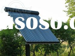 CSA Certified solar hot water heater for domestic hot water use