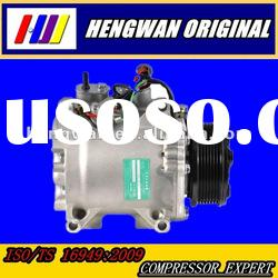 Car scroll air conditioner compressor for HONDA CRV scroll 12V r134a