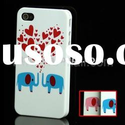 Cell Phone Accessories For iPhone 4 Hard Plastic Cover