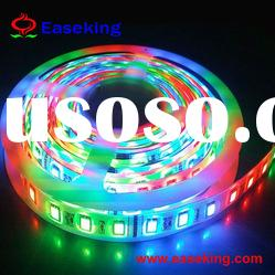 Color changing led light strips