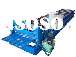 Colored Steel Sheet Roll Forming Machine